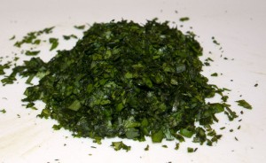 chopped-cilantro