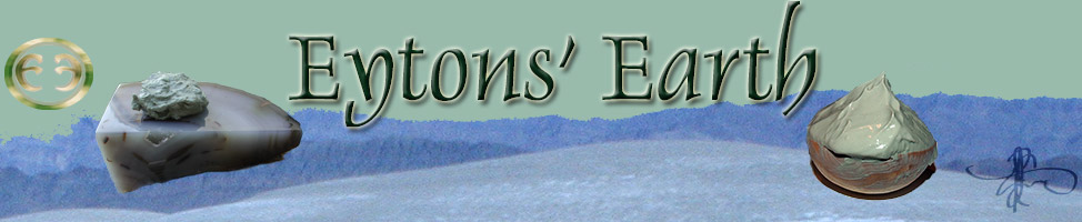 Healing Clays of the World ~ Illite, Bentonite, Montmorillonite - Eytons' Earth