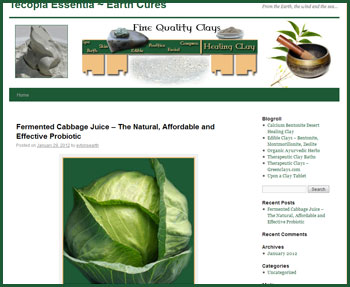 Tecopia Essentia - Earth Cures Blog